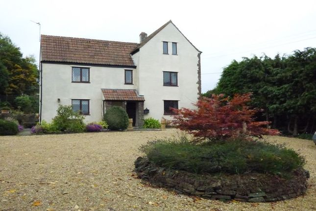 Detached house for sale in Cuckoo Lane, Winterbourne Down, Bristol
