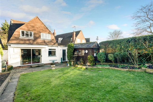 Thumbnail Detached house for sale in Cedar Close, East Molesey, Surrey