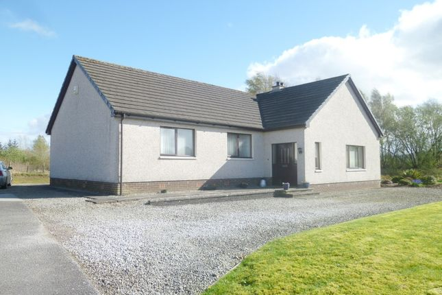 Thumbnail Detached bungalow for sale in Maxwelltown Station Road, Dumfries