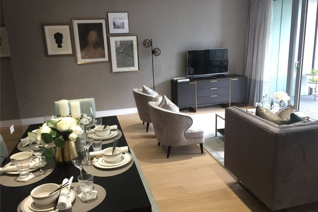 Thumbnail Flat to rent in East Ferry Road, Isle Of Dogs, London