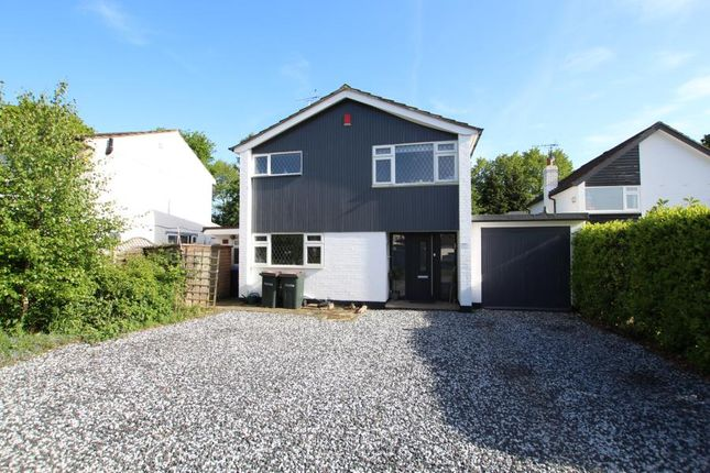 Thumbnail Detached house to rent in Cobs Way, New Haw, Addlestone