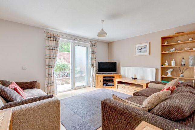 Living Room of Newgate Close, St. Albans, Hertfordshire AL4