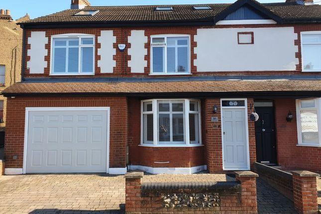 Thumbnail Semi-detached house for sale in Ramsbury Road, St.Albans