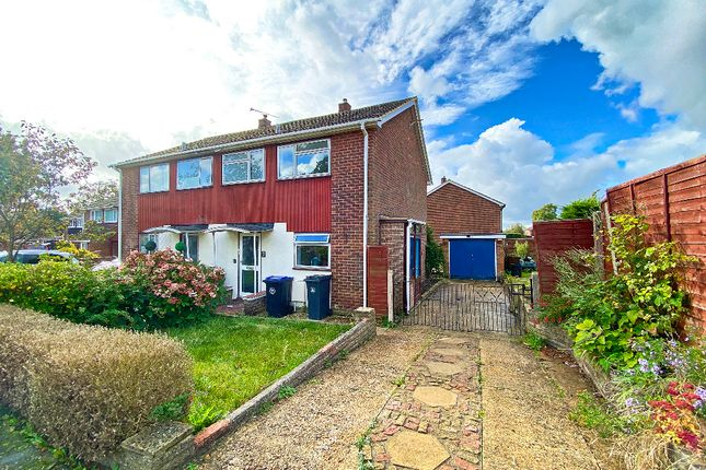 Thumbnail Semi-detached house to rent in Whins Close, Camberley