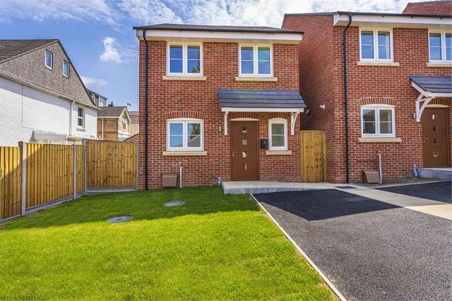 Thumbnail Detached house for sale in Ellen Place, Poole, Dorset