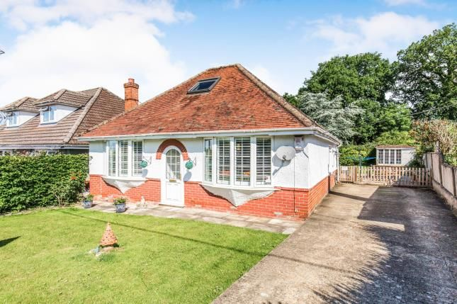 Thumbnail Bungalow for sale in Nursling, Southampton, Hampshire