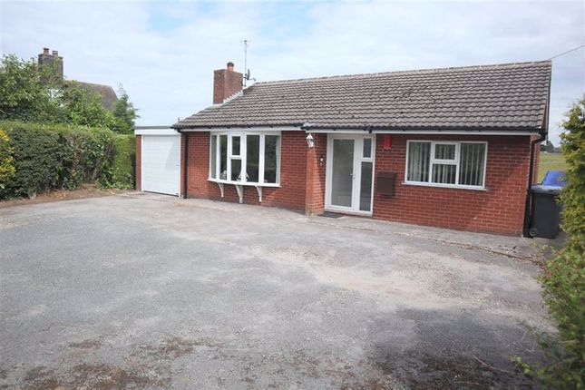 Thumbnail Detached bungalow for sale in Ladderedge, Leek