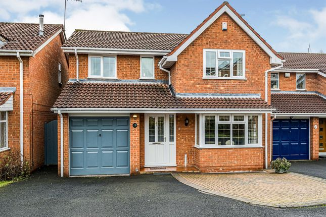 Thumbnail Detached house for sale in Yarner Close, Dudley
