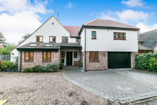 Thumbnail Detached house for sale in Richardson Walk, Colchester