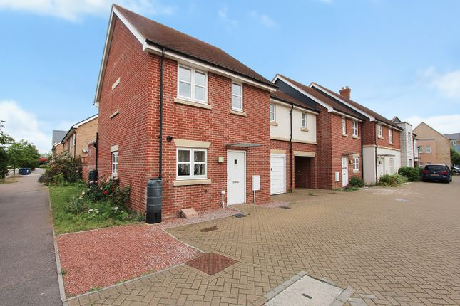 Thumbnail End terrace house for sale in Vales Place, Cambridge