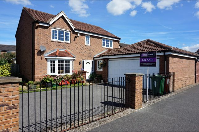 Thumbnail Detached house for sale in Cherry Tree Close, Whitwood, Castleford