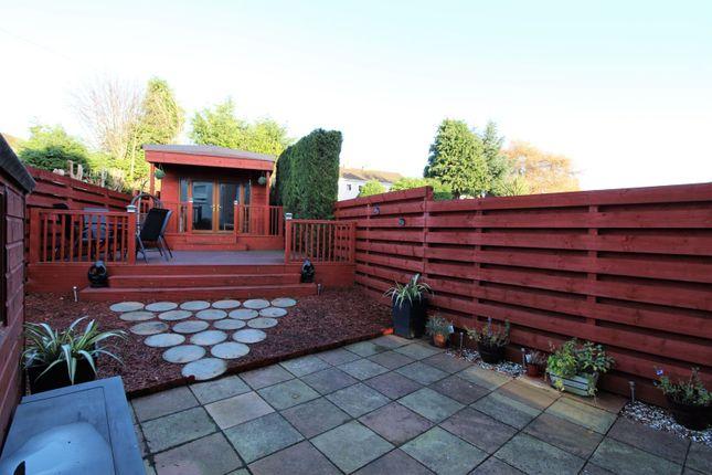 Rear Garden of Inchbrae Terrace, Garthdee, Aberdeen AB10