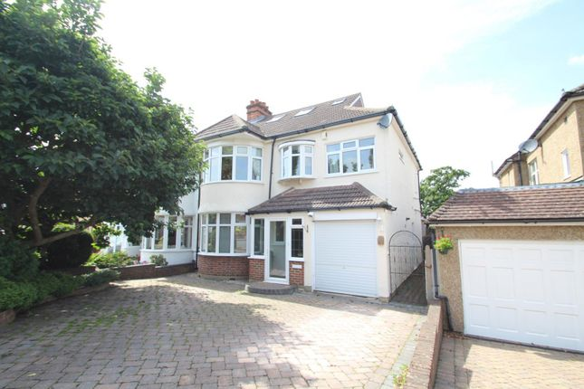 Thumbnail Semi-detached house to rent in Woodland Way, West Wickham