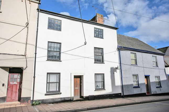 1 bed flat for sale in 80 High Street, Crediton, Devon EX17