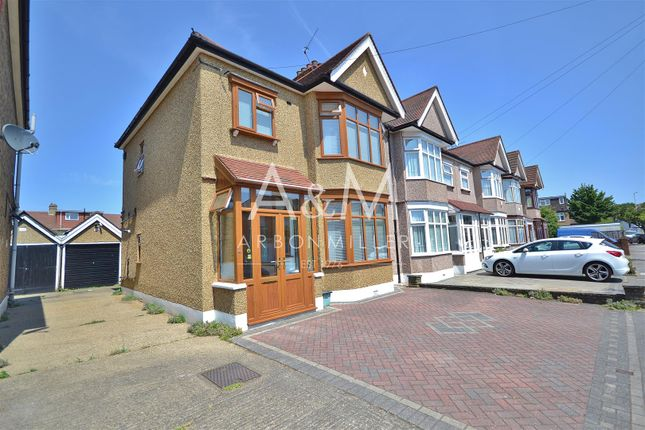 Thumbnail Semi-detached house for sale in Westminster Gardens, Barkingside, Ilford