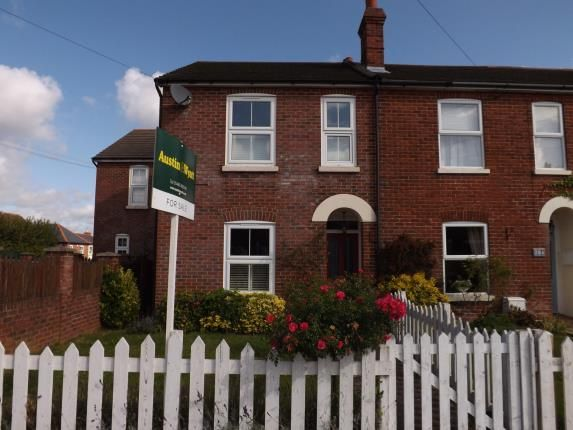 Thumbnail Terraced house for sale in Swanwick, Southampton, Hampshire