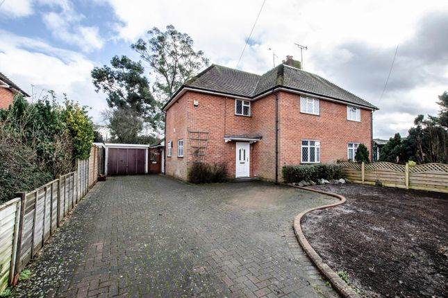 Thumbnail Semi-detached house for sale in Toynbee Road, Eastleigh