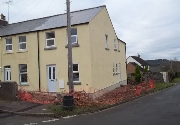 Thumbnail End terrace house to rent in Paragate Road, Cinderford, Cinderford