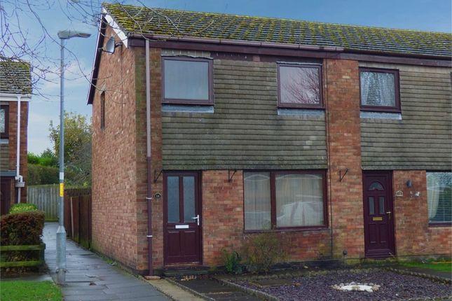 Thumbnail End terrace house for sale in Crosthwaite Terrace, Tweedmouth, Berwick-Upon-Tweed, Northumberland
