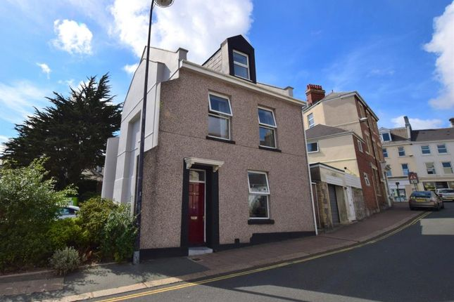 Thumbnail Detached house to rent in Church Street, Plymouth, Devon