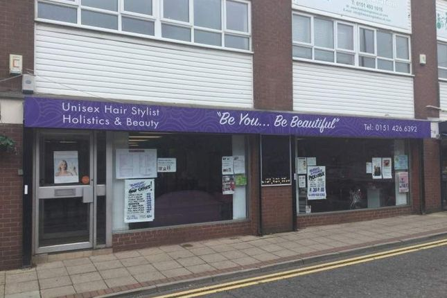 Retail premises for sale in 69/71 Eccleston Street, Liverpool