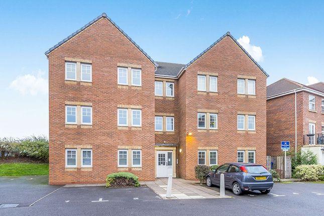 Thumbnail Flat to rent in Doulton Court, Stoke-On-Trent
