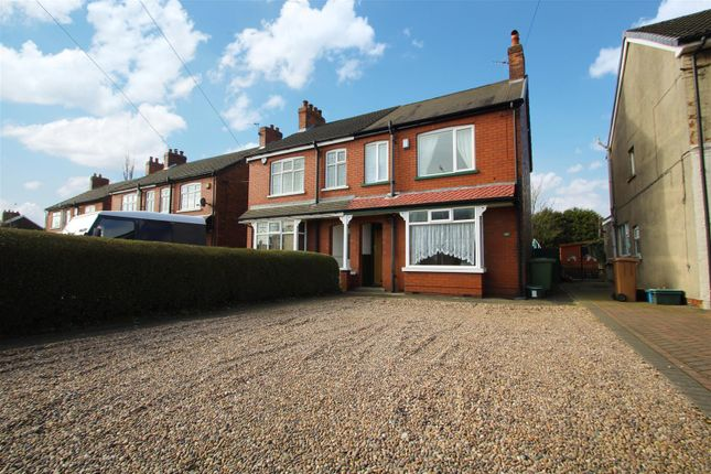 Front of Messingham Road, Bottesford, Scunthorpe DN17
