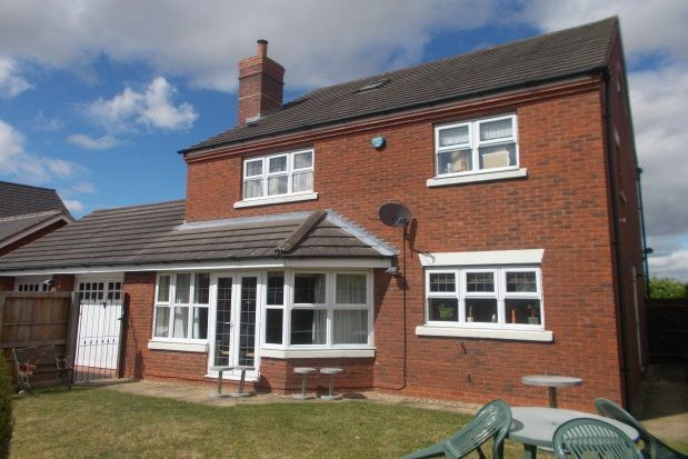 5 bed detached house to rent in Wyndham Wood Close, Fradley, Lichfield