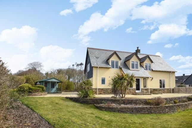 Camelford Cornwall PL32 4 Bedroom Detached House For Sale