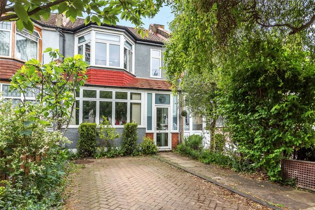 Thumbnail Terraced house for sale in Ash Grove, London