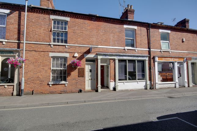 Thumbnail Terraced house for sale in Victoria Street, Spalding
