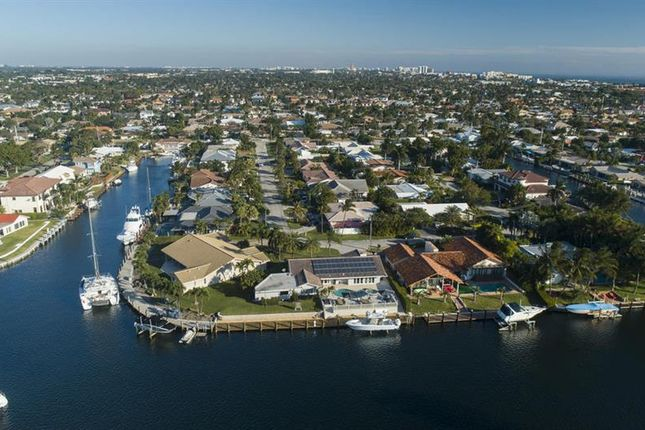 Thumbnail Property for sale in 2500 Ne 44th St, Lighthouse Point, Florida, United States Of America