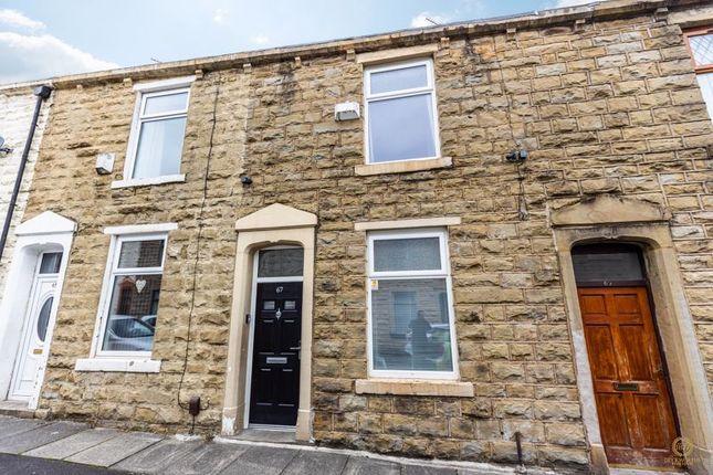 2 bed terraced house for sale in Burton Street, Rishton, Blackburn BB1