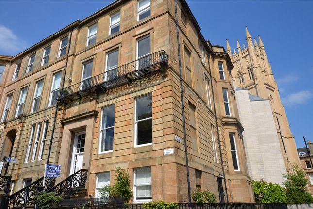 Thumbnail Property for sale in Woodlands Terrace, Glasgow, Lanarkshire