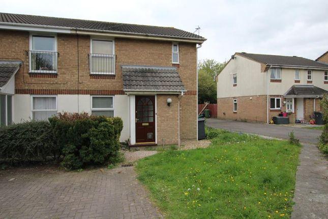 Thumbnail Flat to rent in Courtlands, Bradley Stoke, Bristol