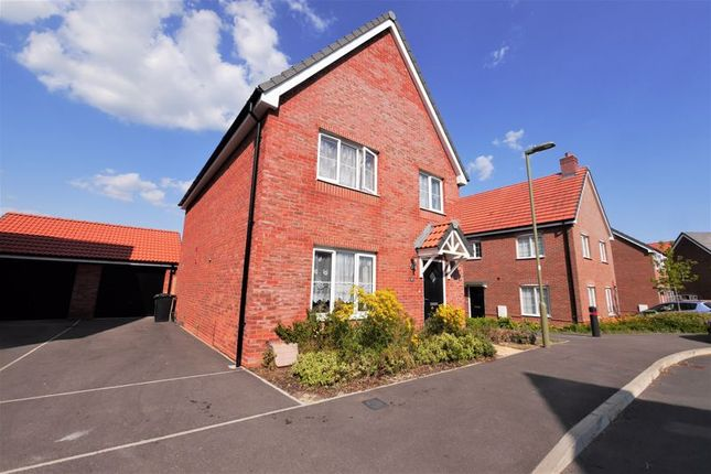 4 bed detached house for sale in Box Tree Lane, Didcot OX11