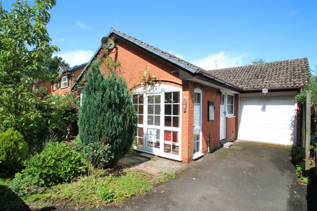 Thumbnail Detached bungalow for sale in Church Road, Webheath, Redditch
