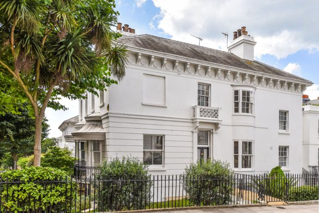 Thumbnail End terrace house for sale in Montpelier Villas, Brighton, East Sussex
