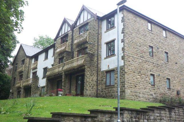 Thumbnail Flat to rent in Oakhampton Court, Rounday, Leeds