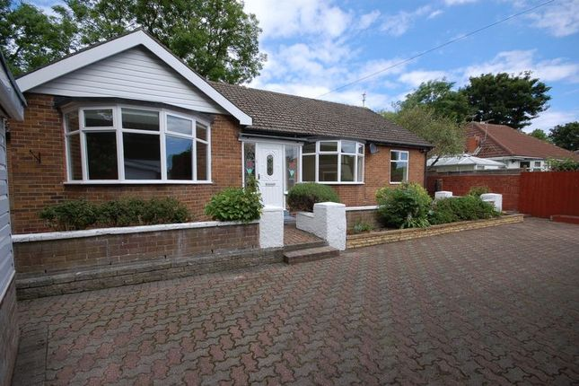 Thumbnail Detached bungalow for sale in Croft Avenue, Forest Hall, Newcastle Upon Tyne