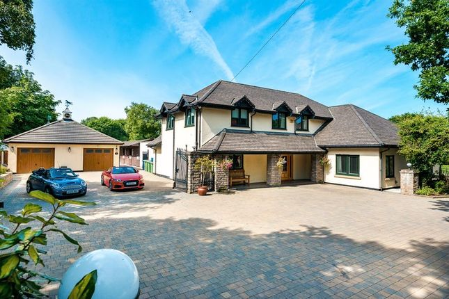 Thumbnail Detached house for sale in Higher Lane, Dalton, Wigan