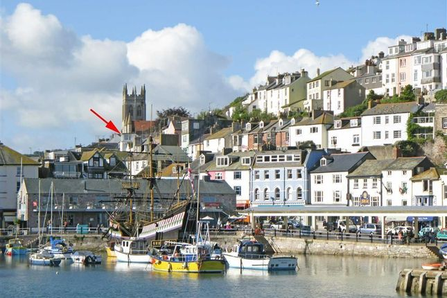 Thumbnail Semi-detached house for sale in Higher Street, Harbour Area, Brixham