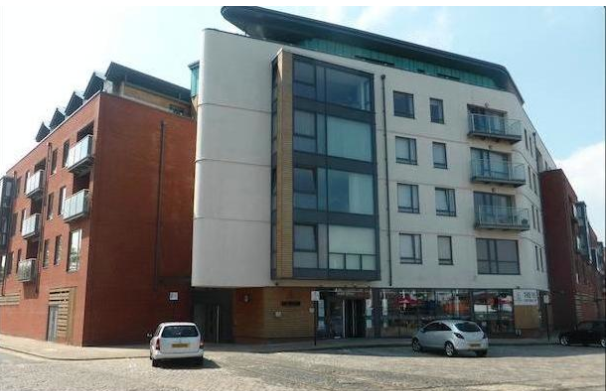 Thumbnail Flat to rent in Freedom Quay, Railway Street, Hull, North Humberside