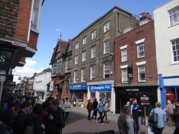 2 bedroom flat for sale in High Street, Canterbury, Kent