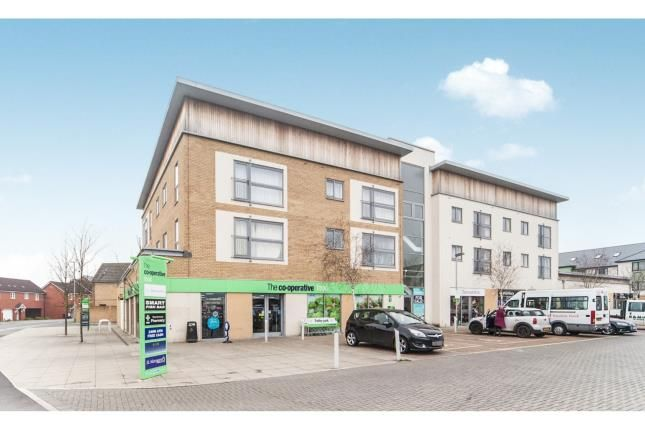 Thumbnail Flat for sale in Nokoto Drive, Bridgwater, Somerset