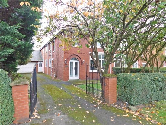 Thumbnail Property for sale in Gill Lane, Preston