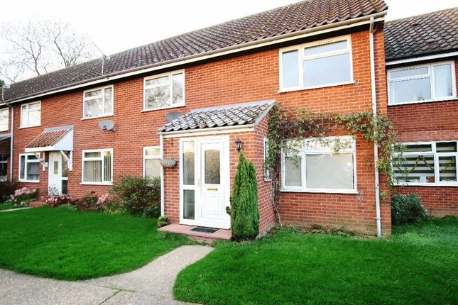 Thumbnail Terraced house to rent in St. Peters Road, Fakenham