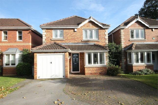 Thumbnail Detached house for sale in De Havilland Way, Newark, Nottinghamshire.