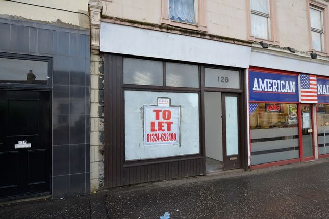Thumbnail Commercial property to let in Grahams Road, Falkirk Town, Falkirk