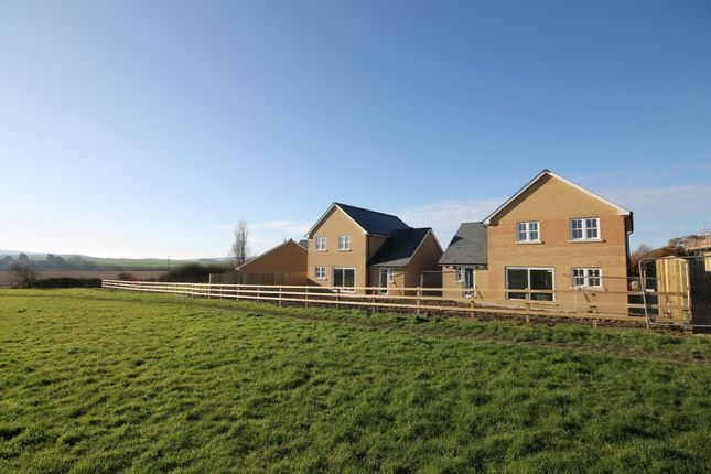 Thumbnail Detached house for sale in St. Swithins Crescent, Bouldnor, Yarmouth